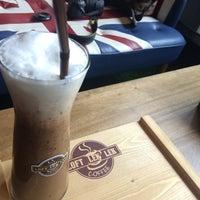 Photo taken at Loft Lek Lek Coffee by TuaLek O. on 9/6/2014