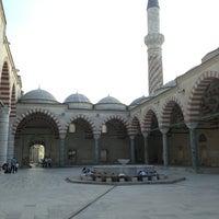 7/11/2013 tarihinde Serdar G.ziyaretçi tarafından Üç Şerefeli Camii'de çekilen fotoğraf