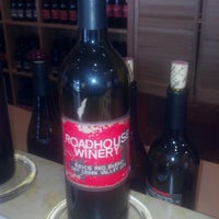 Photo taken at RoadHouse Winery by david r. on 1/13/2013