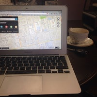 """Photo taken at Cafe """"LEONE"""" by Eduard O. on 9/30/2014"""