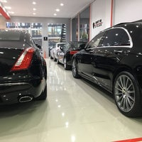 Photo taken at ETİLER AUTO by BusE K. on 11/28/2016