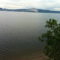 Photo taken at Куйбышевское водохранилище by Влад П. on 7/26/2013