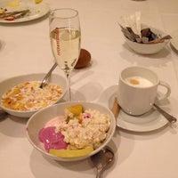 Photo taken at Renaissance Zurich Hotel by Eva C. on 5/3/2014
