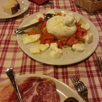 Photo taken at Osteria Ma.Si. by 민선 박. on 1/11/2014