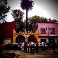 Foto tomada en Coyoacán por Vanessa M. el 5/27/2013