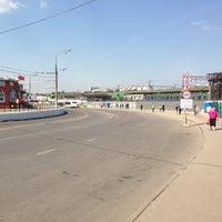 Снимок сделан в Автостанция «Выхино» пользователем Степа Л. 8/21/2013