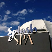 Photo taken at Splash e Spa Tamaro by Abeer A. on 2/13/2014