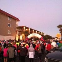 Photo taken at 10K Critz Tybee Run by Steve S. on 2/2/2013