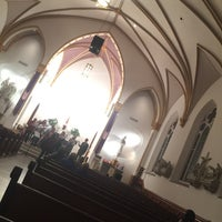 Photo taken at Sacred Heart Catholic Church by Steve S. on 12/9/2016