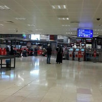 Photo taken at Domestic Terminal Departure by Alexandr C. on 4/29/2016