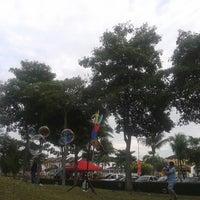 Photo taken at Setia Indah Recreation Park by Tita's on 2/19/2015