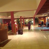 Photo taken at Sheraton Abuja Hotel by ELİFER T. on 12/6/2013