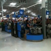 Photo taken at Walmart Supercenter by Lynn H. on 6/17/2013