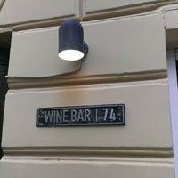 Foto diambil di Винный бар «74» oleh Anastasiya K. pada 9/28/2014