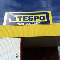 Photo taken at Tespo Cash&Carry by Yusuf Ö. on 10/18/2013