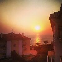 Photo taken at Ribeira d'Ilhas by Sergio G. on 6/29/2013