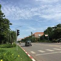 Photo taken at Mahasarakham University by TOR U. on 6/23/2017