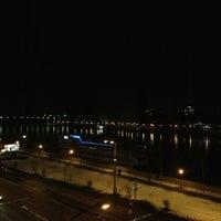 2/18/2013 tarihinde Gülbin O.ziyaretçi tarafından Park Inn Danube'de çekilen fotoğraf