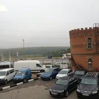 Photo taken at Volkswagen Genser by Руслан Г. on 7/31/2013