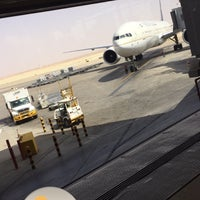 Photo taken at Gate 24 by Mohammed🎗 on 3/6/2016