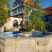 Photo taken at Winterbach by Gülden A. on 4/24/2017