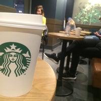Photo taken at Starbucks by Gül C. on 3/17/2016