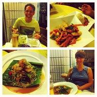 Photo taken at Cafe ice Silom by Kerstin B. on 7/26/2013