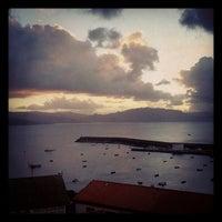 Photo taken at Porto de Fisterra by Зарик Z. on 11/5/2012