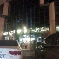Foto diambil di Zaatar W Zeit oleh 3hood A. pada 9/5/2013
