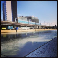 Photo taken at Stockholm Waterfront Congress Centre by Mátyás C. on 3/16/2013