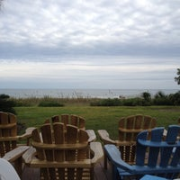 Photo taken at Bummz Beach Cafe by Brian M. on 10/21/2013