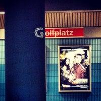 Photo taken at Rudolfplatz by Frederik S. on 10/1/2013