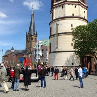 Photo taken at Rheinuferpromenade by Jean claude S. on 6/2/2013