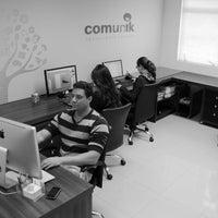 Photo taken at Comunik Comunicação Integrada by Comunik P. on 7/2/2013