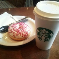 Photo taken at Starbucks by Dominika A. on 9/19/2013