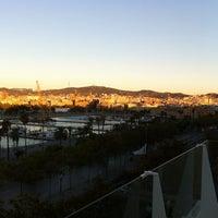 Photo taken at Hotel 54 Barceloneta *** by Simon H. on 11/6/2013