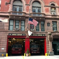 Photo taken at FDNY Engine 39/Ladder 16 by Sidney G. on 7/19/2013