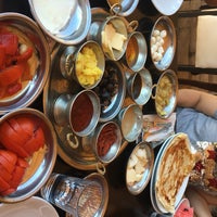 Photo taken at Delmar Cafe & Restaurant by Mısra B. on 7/16/2018