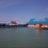 Photo taken at Sri Bintan Pura Ferry Terminal by Jeffrey on 11/16/2012