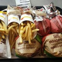 Photo taken at Burger King by Ricardo R. on 6/25/2015