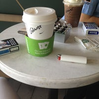 7/11/2013 tarihinde Gamze B.ziyaretçi tarafından Starbucks'de çekilen fotoğraf