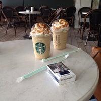 7/18/2013 tarihinde Gamze B.ziyaretçi tarafından Starbucks'de çekilen fotoğraf