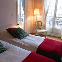 Photo taken at Paris By Heart Pont Saint Michel Apartment by Paris By Heart Pont Saint Michel Apartment on 7/17/2013