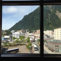 Photo taken at City of Juneau by Yanuar R. on 8/7/2013