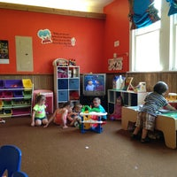 Photo taken at Oodles of Love Daycare by Ashlea B. on 7/17/2013