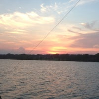 Photo taken at Hamilton Harbour by Annette J. on 7/19/2013
