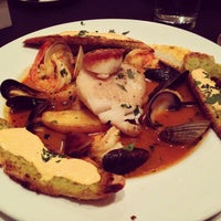Photo taken at Loft American Brasserie & Bar by Joseph L. on 10/15/2013