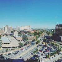 Photo taken at Panasonic Riverfront by Joseph L. on 9/15/2015