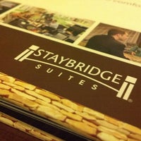 Photo taken at Staybridge Suites Baton Rouge-Univ At Southgate by Brittany A. on 3/15/2013