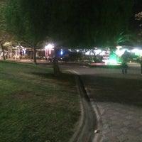 Photo taken at bostanli sanat parkı Galeri by Acelya A. on 10/8/2014